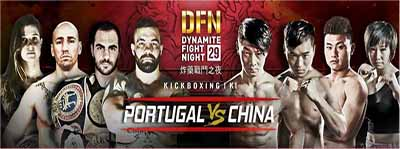 DFN Portugal VS China