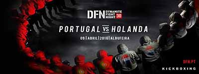 DFN Portugal Vs Netherlands