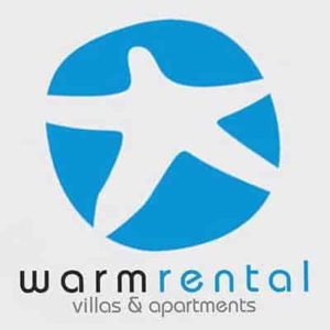 logo de WarmRental - Algarve Fun