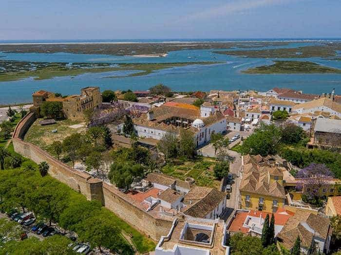 Faro Old Town and Ria Formosa