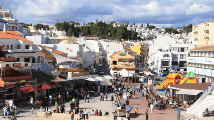 Carvoeiro Easter Fair