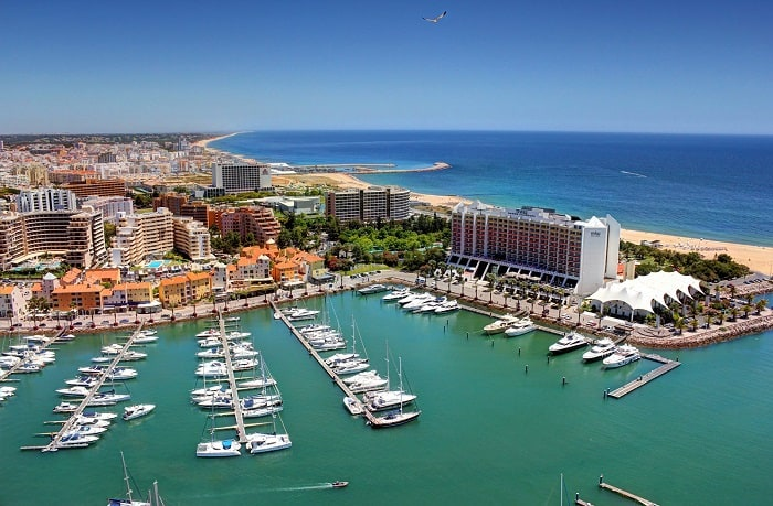 Tivoli Marina Vilamoura Panoramic View 21